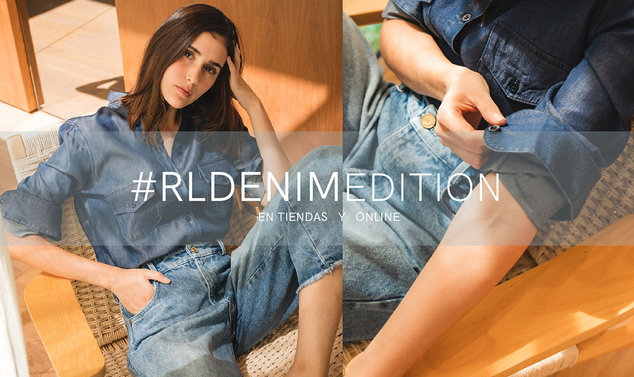 Renata Lozano Denim Edition